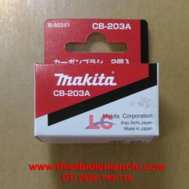 Chổi than Makita (CB-203A) B-80341