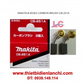 Chổi than Makita (CB-251A) B-80363